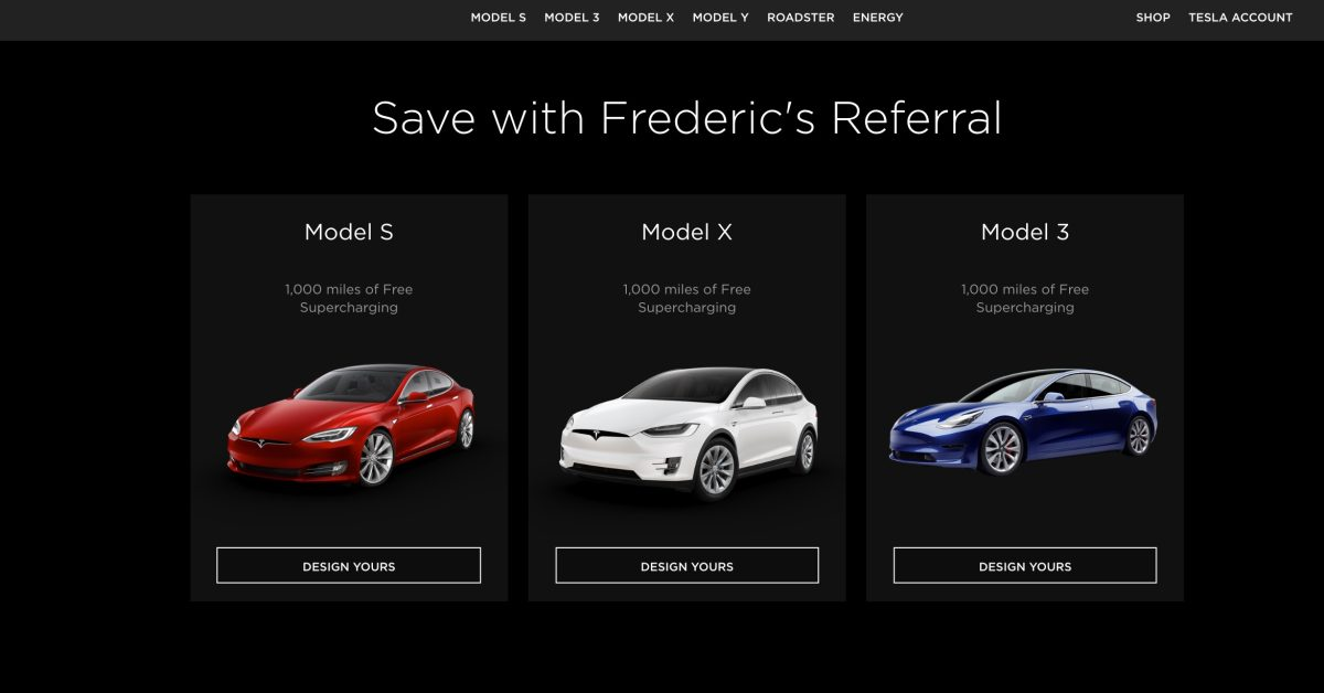 Tesla is completely revamping referral program after spending $23 million on free Supercharging - Electrek