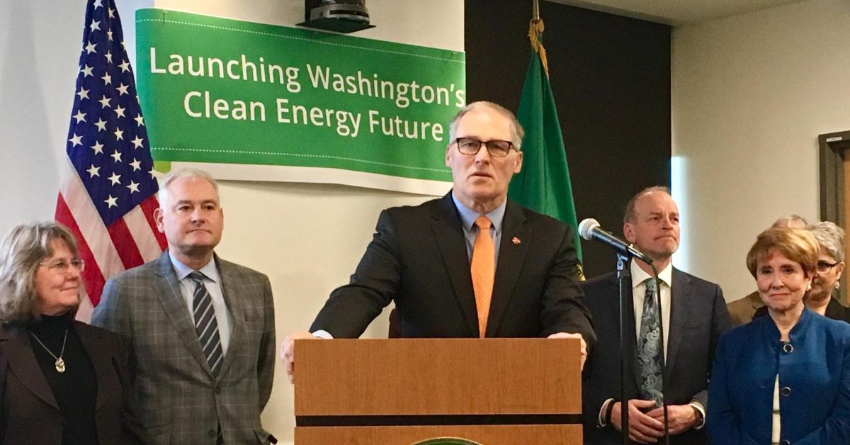 Washington State bans gas cars by 2030 – the earliest in the US - Electrek
