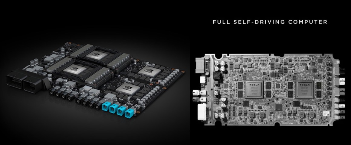 NVIDIA disputes some of Tesla's FSD computer claims, but they miss the main  point - Electrek