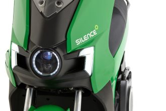 silence s01 electric scooter