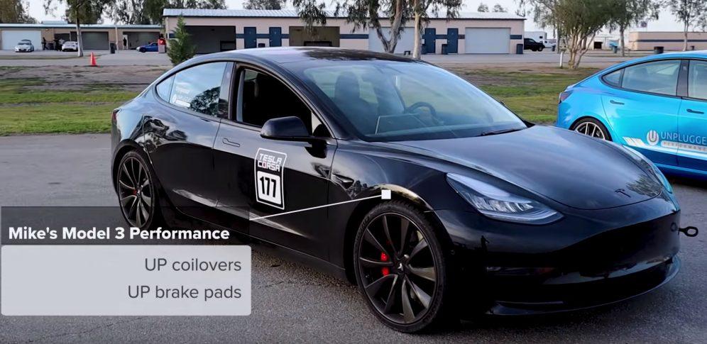 Tesla Model 3 Performance UP 2