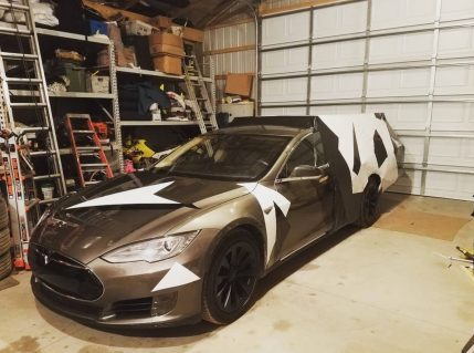Tesla Roamer electric motorhome 2