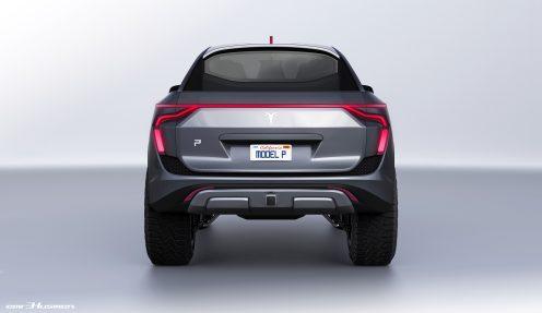 Tesla pickup truck 10