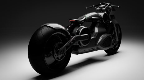 curtiss zeus bobber electric motorcycle