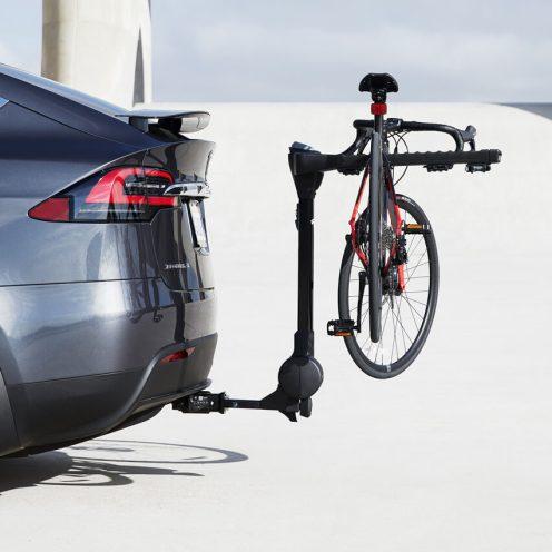 Tow Hitch Bike Rack >> Tesla launches tow hitch for Model 3 - Electrek
