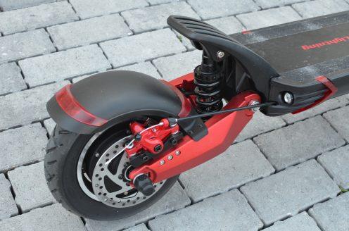 turbowheel lightning electric scooter