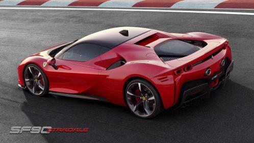 Ferrari Stradale 5