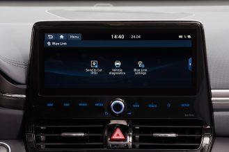 New Hyundai IONIQ Electric Interior (6)