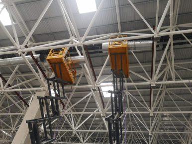 Tesla Gigafactory 3 inside 2