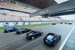 Tesla track day 9