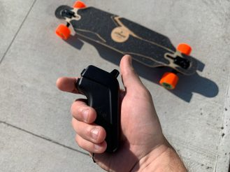 unlimited x loaded electric skateboard kit