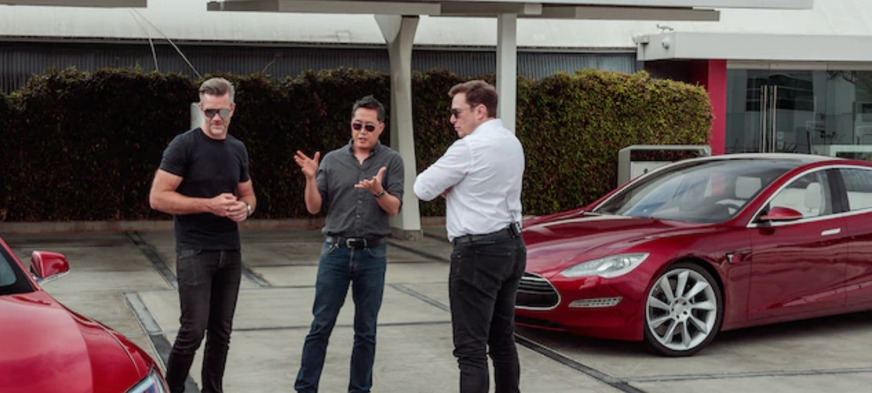 Elon Musk explains why auto industry hasn't caught up with Tesla, says competition has 'no soul'
