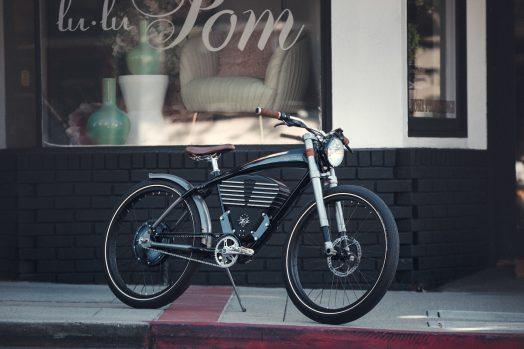 vintage electric roadster