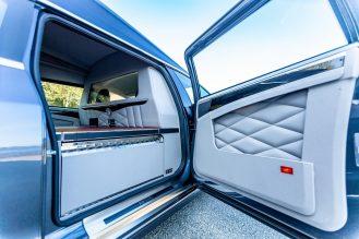 Tesla Model S hearse 9