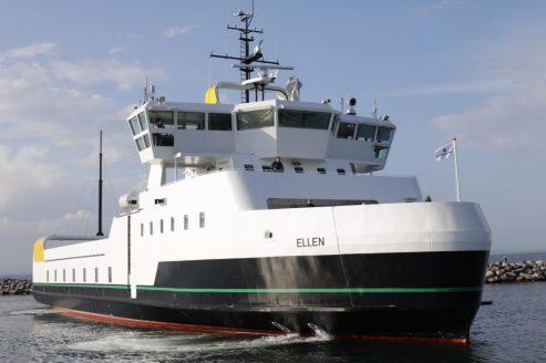 electric ferry ellen 2