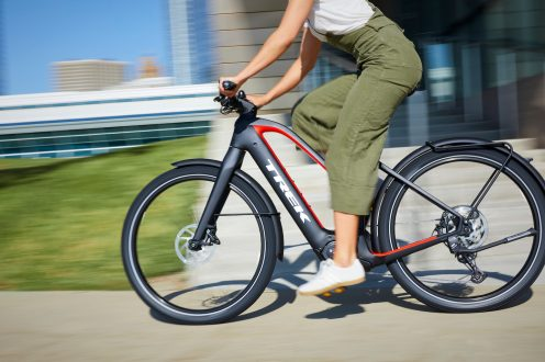 trek Allant+ electric bicycle