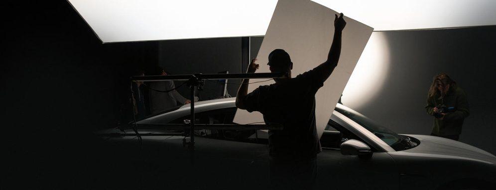 Porsche Taycan teaser 5