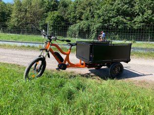 xkyc pickup e-bike