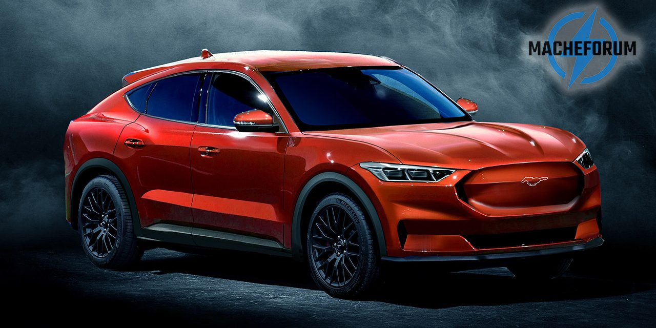 Check Out These Ford Mustang Inspired Electric Suv