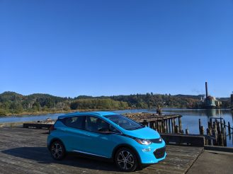 2020 Chevy Bolt EV first drive felt a lot like 2016 - Electrek