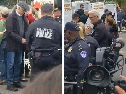Ted Danson arrest