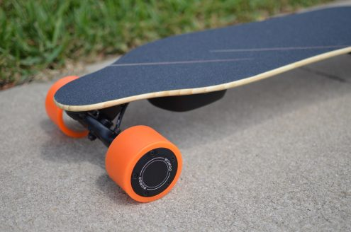 WowGo 3 electric skateboard