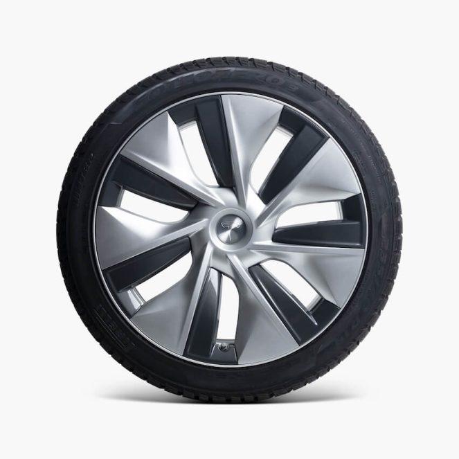 Tesla Gemini wheels