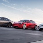 Tesla Outsells Next 3 Biggest Electric Automakers Combined So Far This Year Electrek