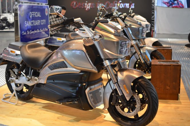 hadin panther electric motorcycle