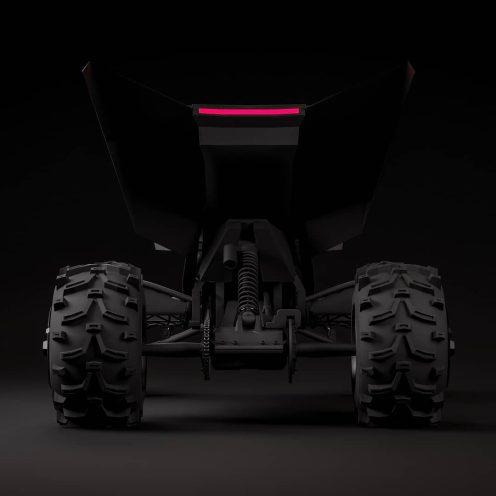 Tesla Cyberquad 4