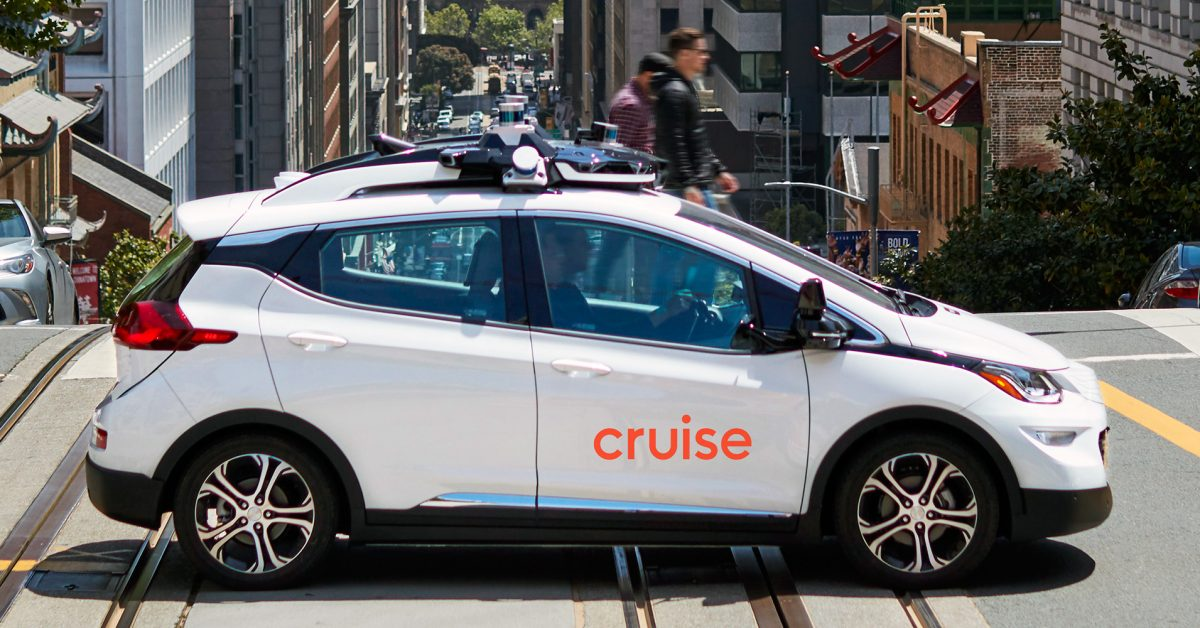 GM's Cruise self-driving startup raises $2 billion led by Microsoft - Electrek