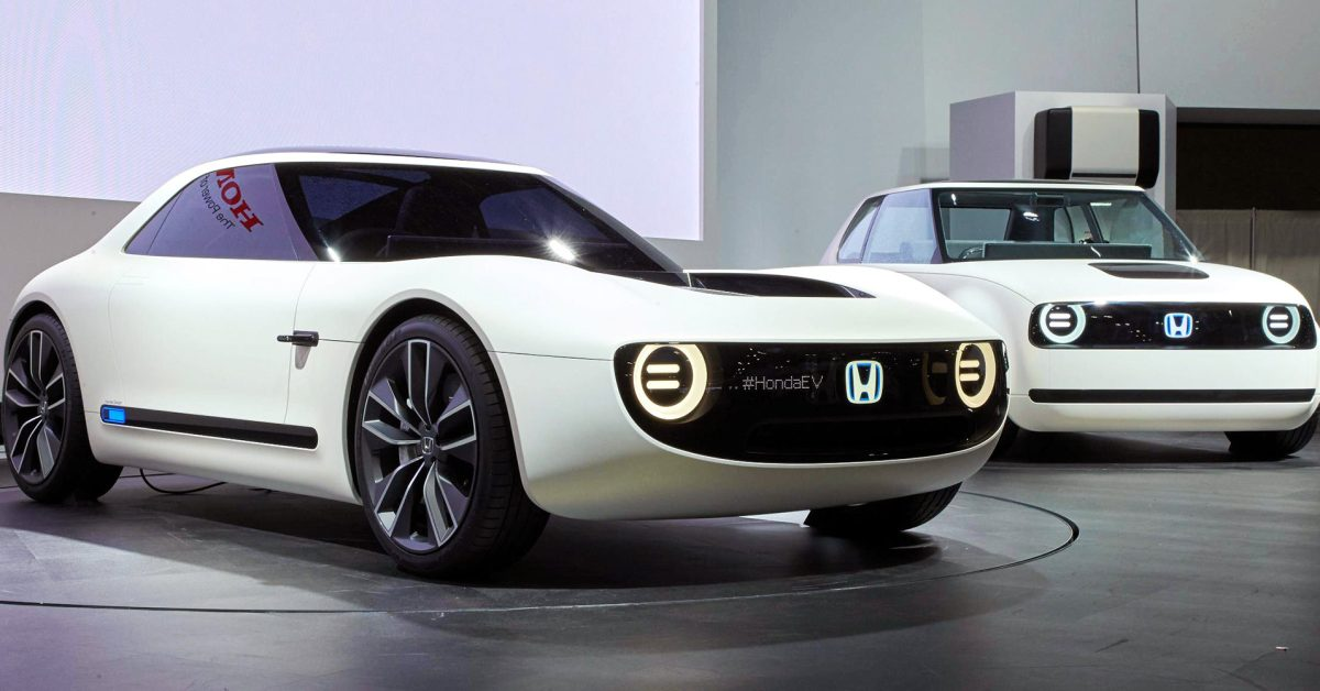 GM to produce Honda and Acura electric vehicles in Mexico and Tennessee in 2023-24 - Electrek