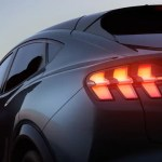 Ford Mustang Mach E S Sequential Turn Signals Spotted Live Electrek
