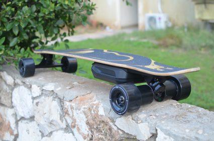 revel diy electric skateboard kit