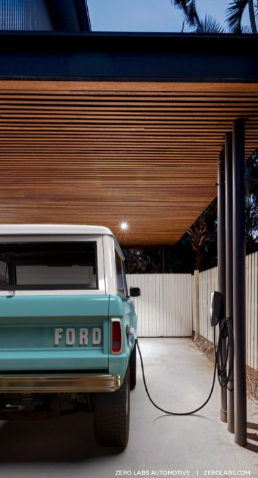 car port new