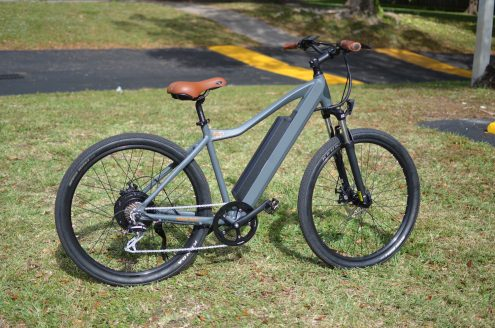 ride1up 500 series electric bike