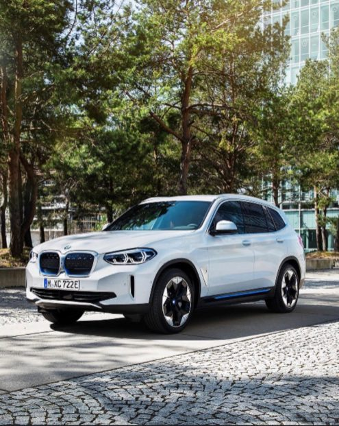 BMW iX3 electric suv 2