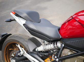 zero sr/f electric motorcycle