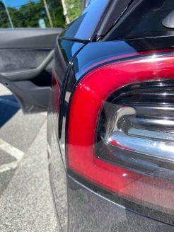 Tesla Model Y quality issue 2