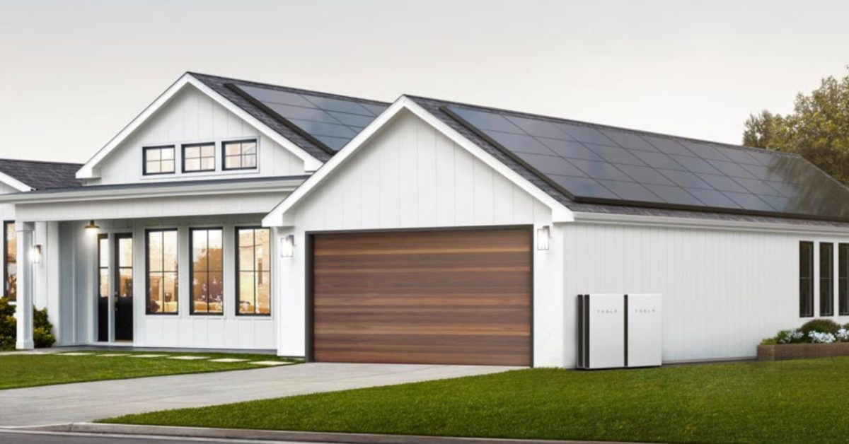 Tesla launches new solar panel system size options - Electrek