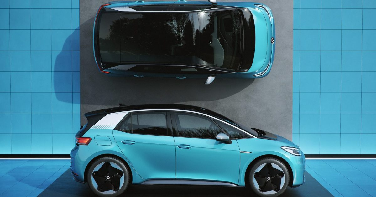 VW Group increases electric car sales by over 200% - Electrek