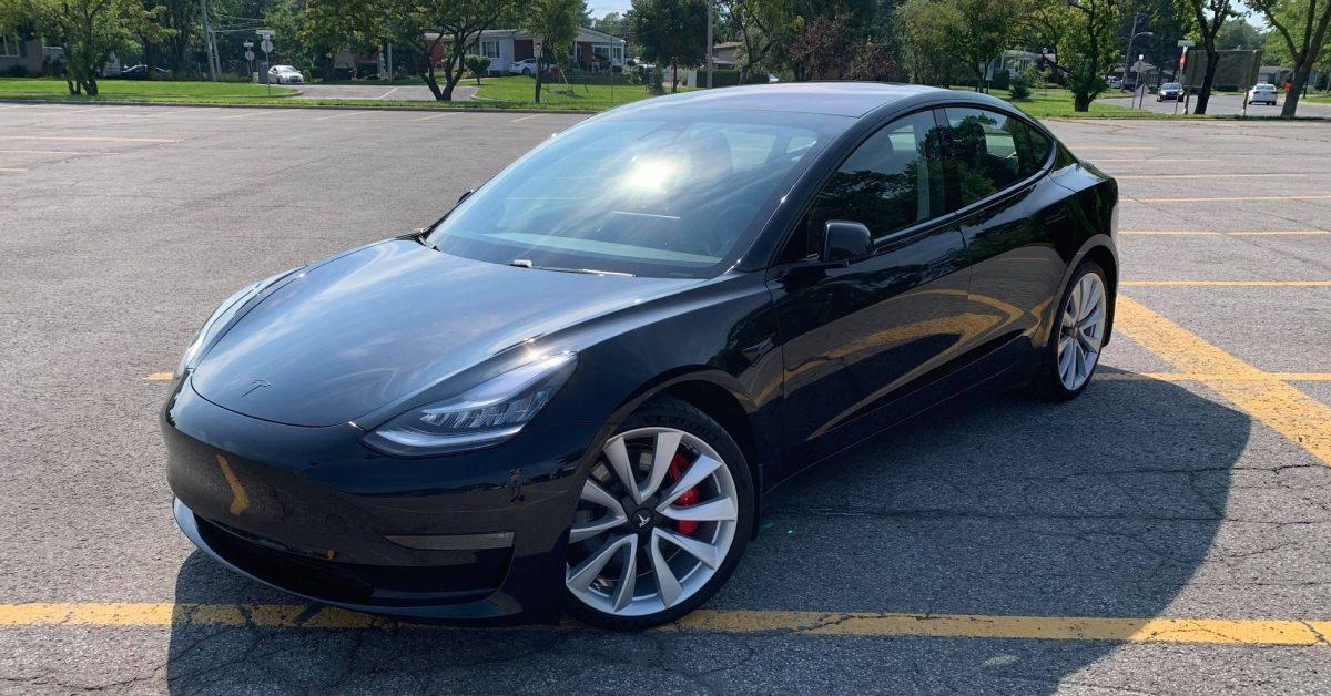 Tesla is doing a Model 3 refresh and we've seen it - Electrek