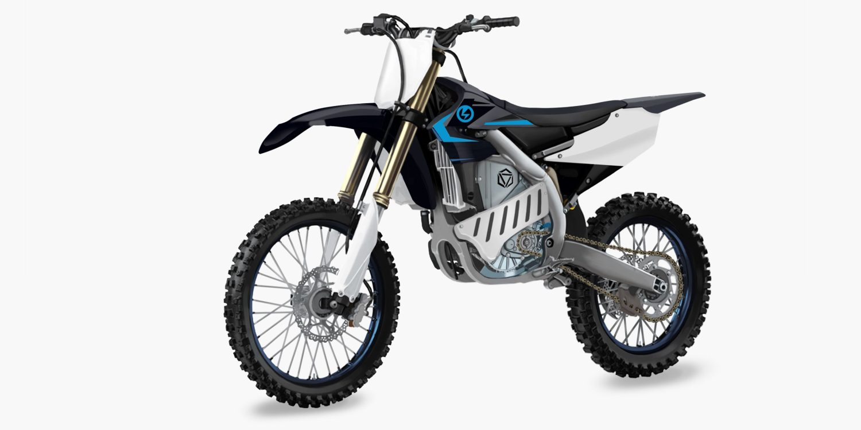 New electric dirt bike unveiled, produced via Yamaha motorcycle partnership