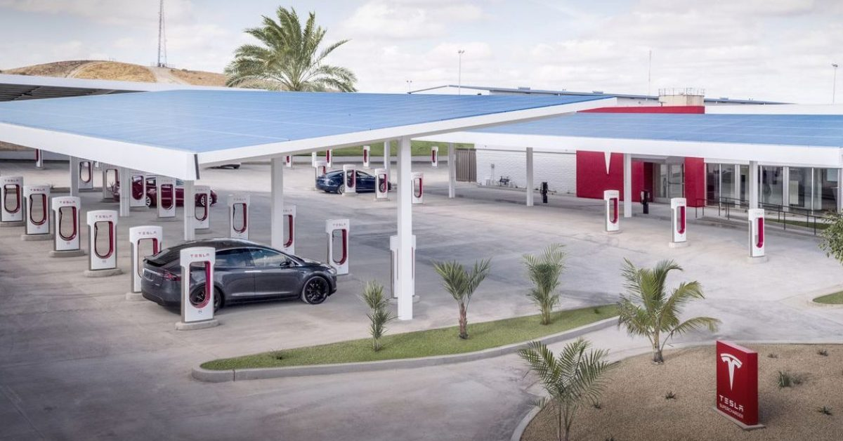 Tesla announces plans to triple size of Supercharger network within 2 years