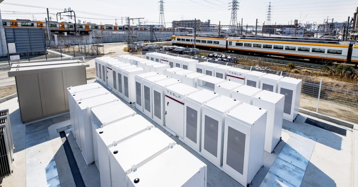 Tesla is making plug-and-play microgrids with a wide range of applications - Electrek