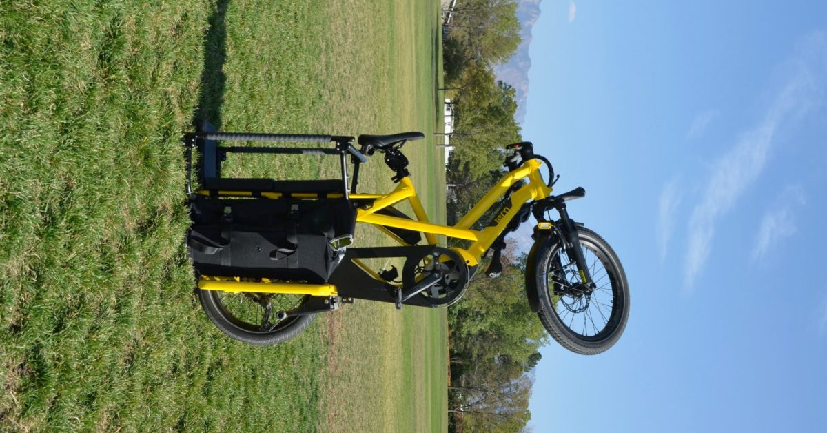 Tern GSD Review: more practical than you can shake a stick at