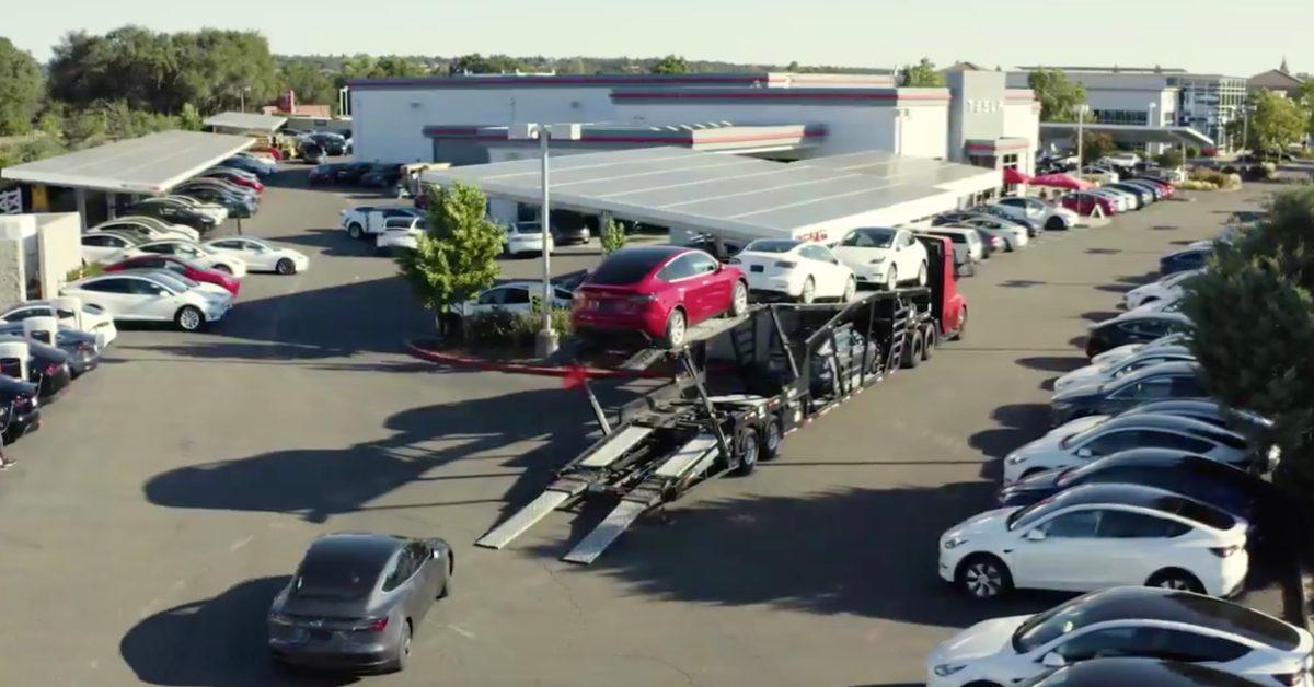 Tesla (TSLA) sales surge in home market, thanks to Model Y - Electrek