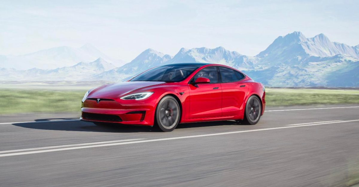 Tesla Model S Plaid becomes quickest car ever, sets stage for even more insane Plaid+/Roadster - Electrek