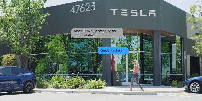 How To Test Drive A Tesla During The Covid 19 Pandemic Electrek