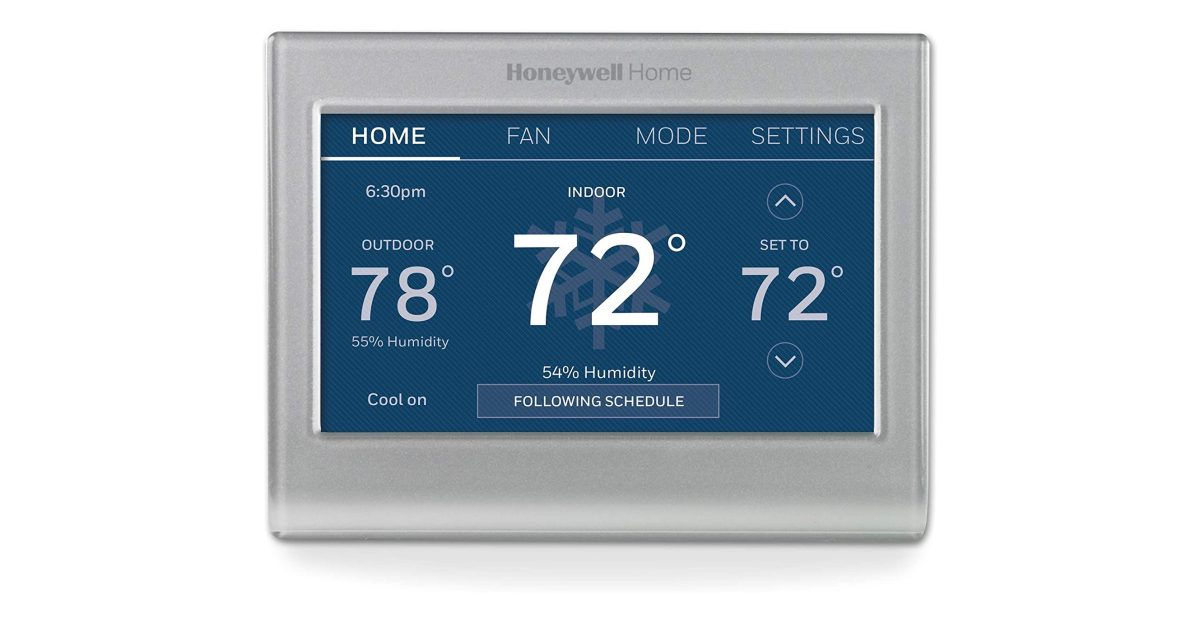 Green Deals: Honeywell Smart Thermostat $90 (Refurb, Orig. $199), more - Electrek